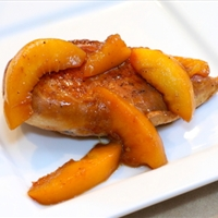 Spicy Georgia Peach Chicken