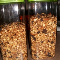 Spicy Granola (no oil)