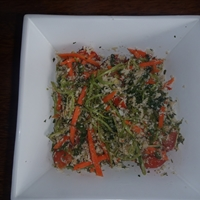 Spicy Rainforest Salad