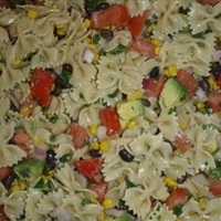 Spicy Southwestern Pasta Salad