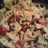 Spicy Southwestern Pasta Salad
