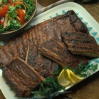 Spicy Western-Style Spareribs
