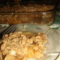 Steffie's Cinnamon Apple Crisp
