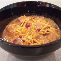 Stove Top White Chicken Chili