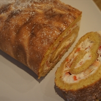 Strawberry Cream-Filled Cake Roll (Better Homes & Gardens)