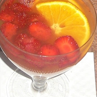 Strawberry-Lemonade Punch