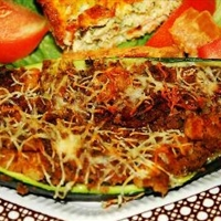 Stuffed Zuchinni