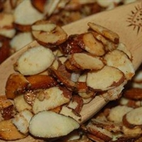 Sugar Toasted Almond Slices