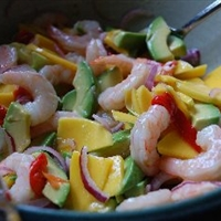 Summer Prawn Salad