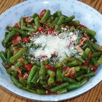 Supreme Green Beans and Tomatoes