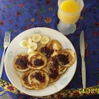 Swedish Pancakes (plattar)