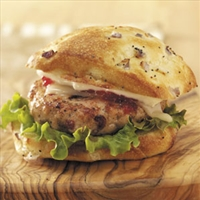 Sweet and Sassy Turkey Burgers