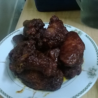 Sweet Heat Hot Wings