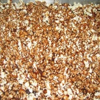 Sweet Nutty Popcorn Treats
