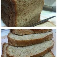 Sweet Potato Bread (eggless)