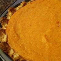 Sweet Potato Pie (cynthia's)