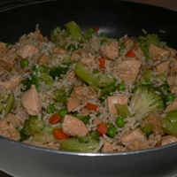 Sweet Soy Chicken Stirfry