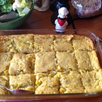 Sweet & Spicy Cornbread