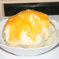 Tangy Mustard Cauliflower