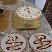 Tarte de Santiago Galician Almond Cake