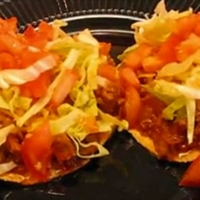 Tasty Mexican Tostadas