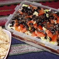 Tasty Taco Dip