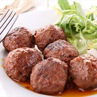 Teriyaki Meat Balls