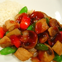 Teriyaki Stir-fry