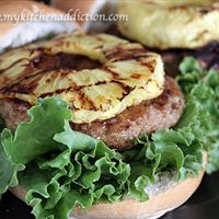 Teriyaki Turkey Burgers