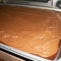 Texas Sheet Cake Brownies