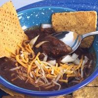 Texas Style Chili Con Carne