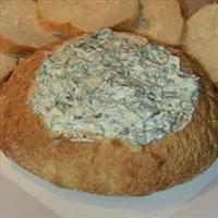 TGI Friday's Hot Artichoke and Spinach Dip