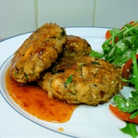 Thai Style Fish Cakes
