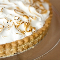 Thanksgiving Butterscotch Pie