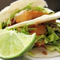 The Original Fish Taco Recipe (Not Quite