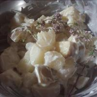 Thyme Potato Salad