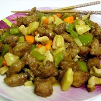 Tiem Shuen Gee Yok (Sweet and Sour Pork)