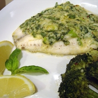 Tilapia Parmesan