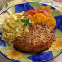 Tomato Pepper Chops
