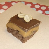 Top Secret Mrs. Fields Peanut Butter Dream Bars