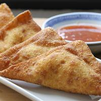 Trader Vics Crab Rangoon