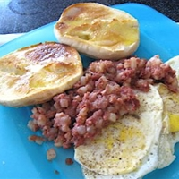 Traditional Corned Beef Hash