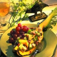Tropical Chicken Waldorf Salad