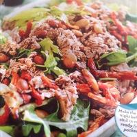 Tuna and bean saladc