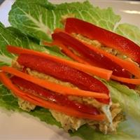 Tuna Lettuce Wraps