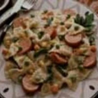 Turkey and Bow-Tie Pasta