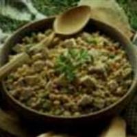 Turkey and Cornbread Salad