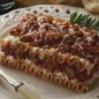 Turkey Sausage Lasagna