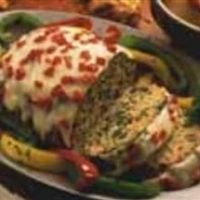 Turkey Spinach Loaf