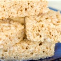Twice-As-Nice Rice Krispie Bars